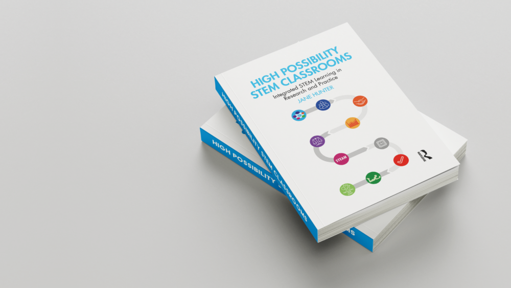 Latest HPC book on Integrated STEM is being launched on 24th March 2021 from 5-6pm